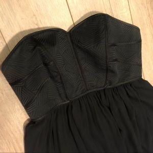 BCBG Max and Cleo black cocktail dress ❄️